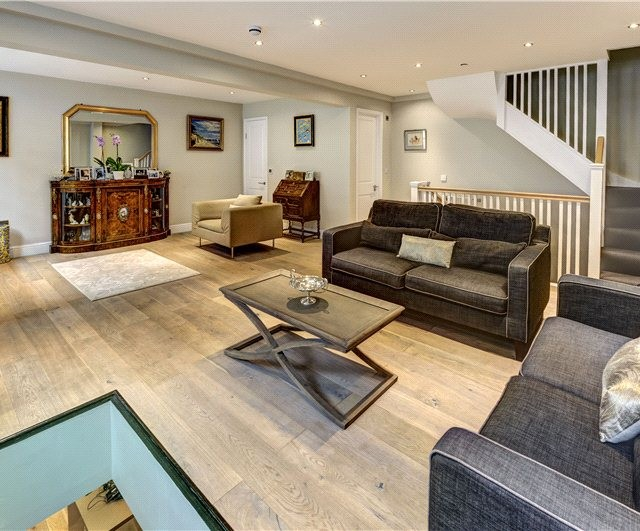 Basement Conversion Elm Walk Hampstead Heath 7